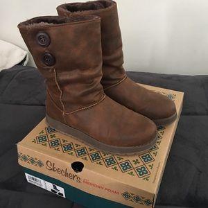 Women's Skechers Boots size 7